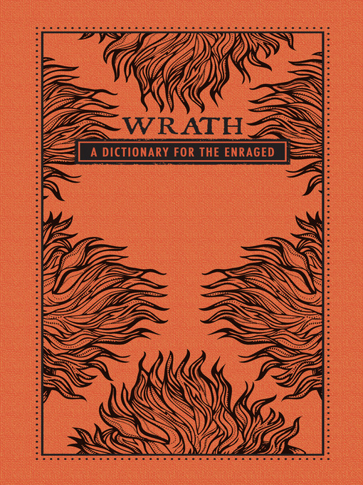 Wrath (eBook): A Dictionary for the Enraged